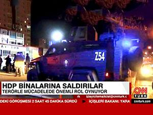 HDP: CNN Türk'ten açıklama bekliyoruz
