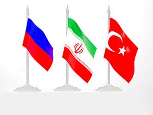 Rusya: Suriye'de Türkiye ve İran'la işbirliği artıyor