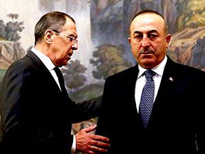 Lavrov ve Çavuşoğlu'dan ortak açıklama