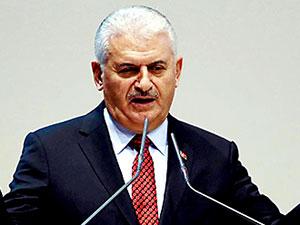 Yıldırım: HDP 'hayır' diyor, onun için 'evet' diyoruz