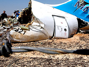 Rusya'dan düşen uçakla ilgili açıklama