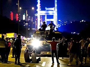 İstanbul'da ilk darbe girişimi davası başlıyor