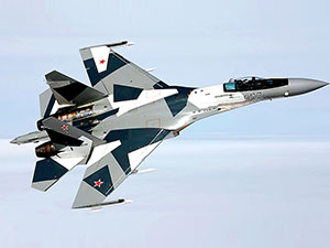 Suriye'de ABD ve Rus askeri uçağı karşı karşıya geldi