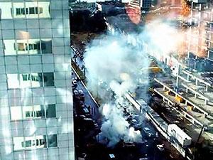 İzmir Adliyesi önünde bombalı saldırı