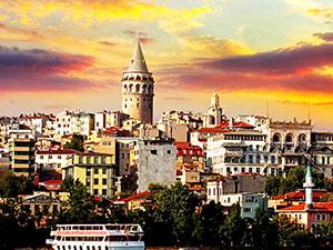 İstanbul'a gelen yabancı turist sayısı yüzde 26 azaldı