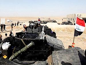 Irak güçleri, Musul operasyonunda Dicle Nehri'ne ulaştı