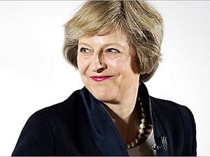 İngiltere Başbakanı May Türkiye'ye geldi