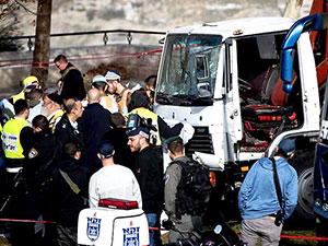 Kudüs saldırısında IŞİD şüphesi
