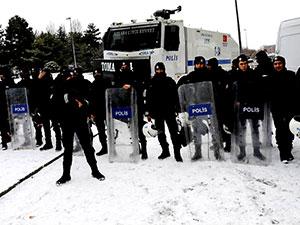 Ankara'da 1 ay boyunca eylem yasağı