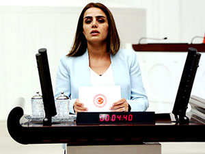HDP'li vekil Başaran gözaltına alındı