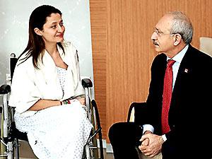 Kılıçdaroğlu'ndan Pavey'e ziyaret