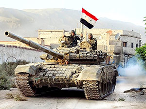 Rejim El Bab'ı güneyden kuşattı