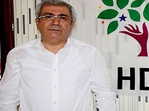 HDP'li Taşçıer için 'zorla getirme' kararı