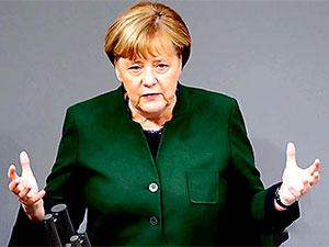 Merkel: Oturumu olmayan ülkemizi terk etsin