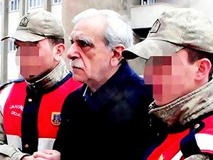 Ahmet Türk: Karda kaymamam için koluma girdiler