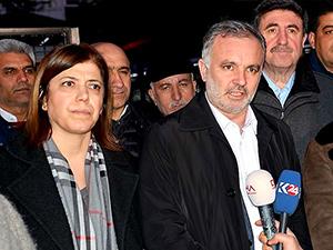 HDP'li Beştaş ve Bilgen için yakalama kararı