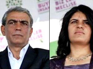 HDP'li vekiller Ayhan ve Öcalan hakkında yakalama kararı