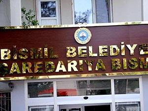 Bismil Belediyesi'ne kayyum atandı