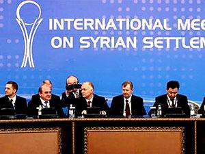 Astana'da ikinci Suriye görüşmeleri başladı