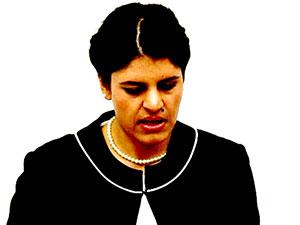 HDP'li vekil Dilek Öcalan serbest bırakıldı
