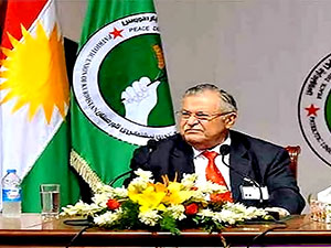 YNK, Celal Talabani başkanlığında toplanıyor