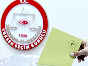 YSK 'mühürsüz oy' gerekçesini açıkladı