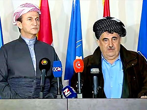 Hacı Mahmud: Kürtler diplomasi alanında zirvede