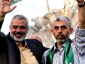 Hamas'ta Haniye'nin yerine Yahya Sinwar getirildi