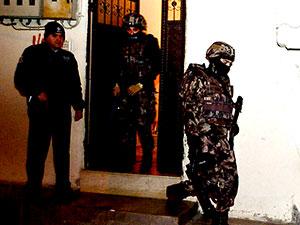 Yedi kentte 86 kişi gözaltına alındı