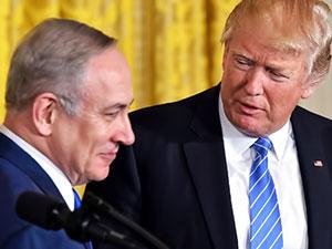 Trump: 'İki devlete gerek yok'
