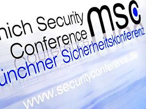 Münih Güvenlik Konferansı'nda Türkiye tartışması