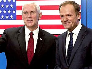 Trump yönetiminden AB'ye 'işbirliği' güvencesi