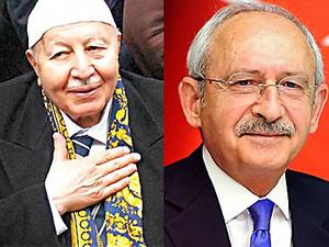 Erbakan'ı anma programında Kılıçdaroğlu sürprizi