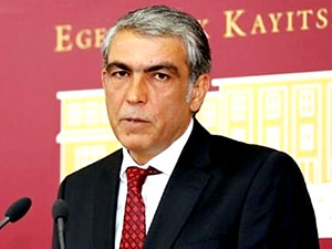 HDP Urfa Milletvekili İbrahim Ayhan serbest bırakıldı
