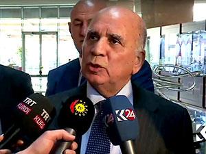 Fuad Husên: Barzani, Demirtaş'ın serbest bırakılmasını istedi