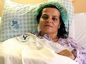 Hasta tutuklu Sibel Çapraz'ın duruşması bugün