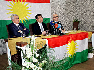 3 Kürt partisinden boykot kararı