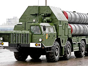 İran, Rus S-300 füze sistemini test etti