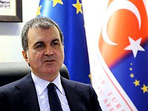 AB Bakanı Çelik: Göçmen anlaşmasını gözden geçireceğiz
