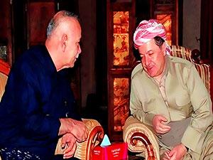 Barzani'den Newşîrwan Mistefa'ya başsağlığı mesajı