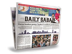 Daily Sabah'ın Avrupa Parlamentosu'nda dağıtımı yasaklandı