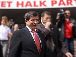 Davutoğlu'nun Muhalefet Turu