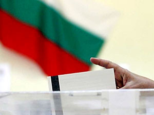 Bulgaristan sandık başında