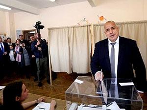 Bulgaristan'da seçimin galibi merkez sağ