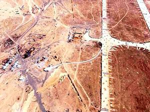 DSG, Tabka Hava Üssü'nü IŞİD'den aldı