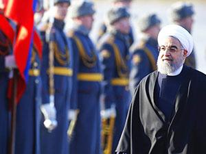 İran Cumhurbaşkanı Ruhani Moskova'da