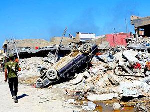 Af Örgütü: Musul operasyonunda siviller korunmadı