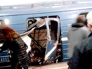 Rusya'da metroda patlama: Ölü ve yaralılar var