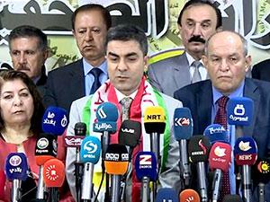 Talabani: Başkan Barzani'nin desteği onur verici