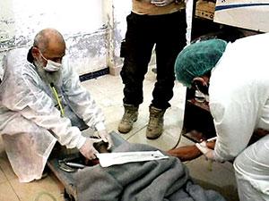 Suriye'de kimyasal saldırı şüphesi: En az 35 ölü